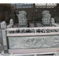 惠安石雕 栏杆雕刻 园林雕刻 建筑材料