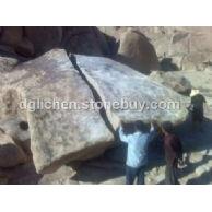 劈石机进行大块岩石的二次解体成本核算