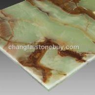 玉石复合玻璃