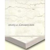 供应银线米黄大理石复合板