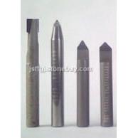 金刚石聚晶(PCD)石材雕刻刀,石材刻字刀,石材浮雕刀具
