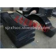 中国黑异型石材
