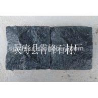 中国黑自然面石材
