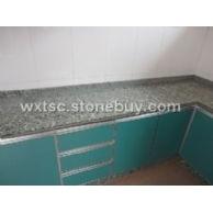 莱阳绿厨房台面