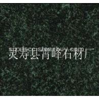 深绿麻花岗岩石材