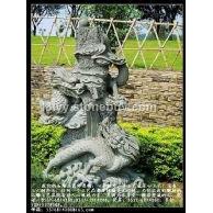 生肖石雕属相,石雕十二生肖柱,12生肖石雕动物石雕城市雕塑