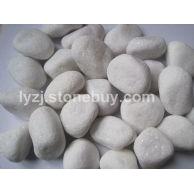 白色鹅卵石雪花白鹅卵石