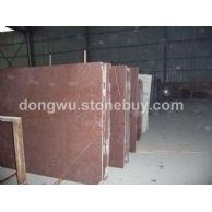 供应:珊瑚红荒料 规格板 大板  边角料 毛板 红色天然大理石