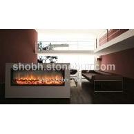 『家居装饰』【创意生活】欧式壁炉