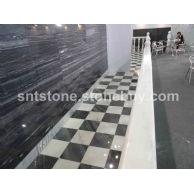 广西白及灰木纹地板拼图(上海展)
