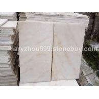 厂家直销 大量白色天然大理石板材 白色长方形 规格多样