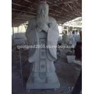 石雕人物,孔子雕塑,人物雕塑