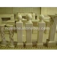 石材罗马方柱(将军石柱)