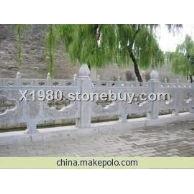 石雕栏杆 汉白玉栏杆 石栏杆价格