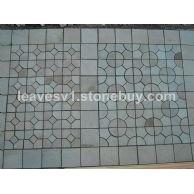 石材拼花地板