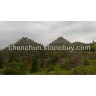貴州礦山風景