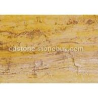 水头柠檬黄洞石