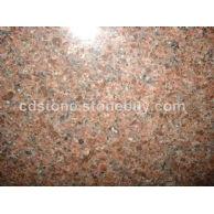大量供应印度红紫晶石材