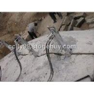 供应基坑石方施工劈裂机