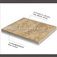 米白洞石砖