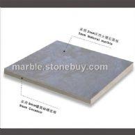 白玫瑰大理石复合板