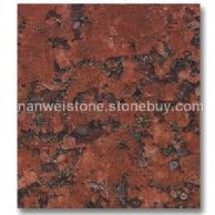 印度红(大花)进口花岗岩,台面板/工程板