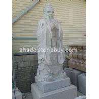 雕刻 孔子 603#