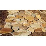 墻石地鋪石黃金銹石英