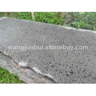 火山岩黑洞石毛板