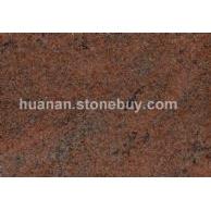 幻彩红--幕墙石材、工程板、异形圆柱、进口花岗岩