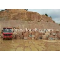 映山红石材富贵红江西红代代红花岗岩石材龙头企业