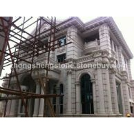 建筑幕墙,干挂,罗马柱,窗套