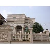 建筑幕墙,干挂,线条,罗马柱,窗套