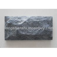 黑石英蘑菇石