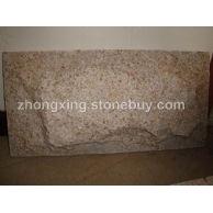 黄锈蘑菇石