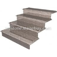 罗源红楼梯板 立板 外墙 地铺 干挂 石材