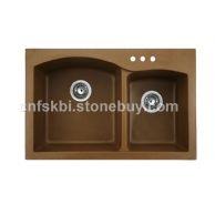 石英石盆,星盆,人造石盆,子母盆,水槽,洗手盆,卫浴盆,人造大理石盆,