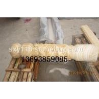 米黄玉松香玉楼梯大柱子雕刻龙