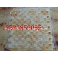 米黄玉石材马赛克苏州、深圳供应