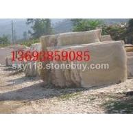 河南松香玉大板石材荒料板大理石石材