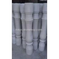 汉白玉栏杆柱