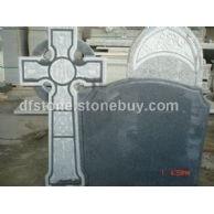G654爱尔兰墓碑