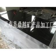 中国黑直角墓碑/河北黑俄式墓碑/山西黑俄式造型墓碑