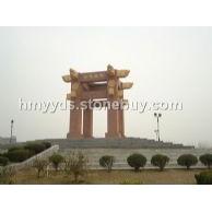 曲阳县华明景观园艺雕刻有限公司承接各种城市雕塑制作