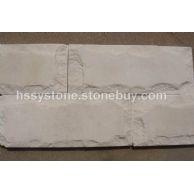 白砂蘑菇石