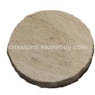 汀步石-黄砂岩