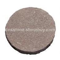 汀步石-紫砂岩