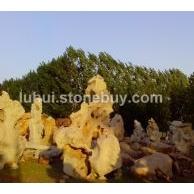 园林自然石 高钙石 假山石 13953737513