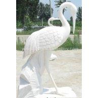 仙鹤动物雕刻