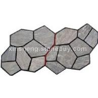板岩网贴石